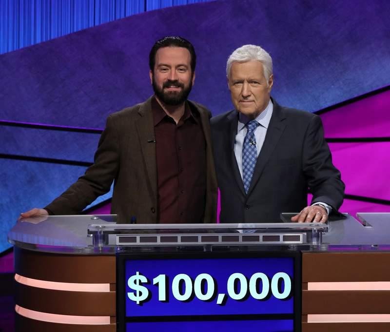 Ben Henri from St. Clair Shores wins Jeopardy! Teachers Tournament