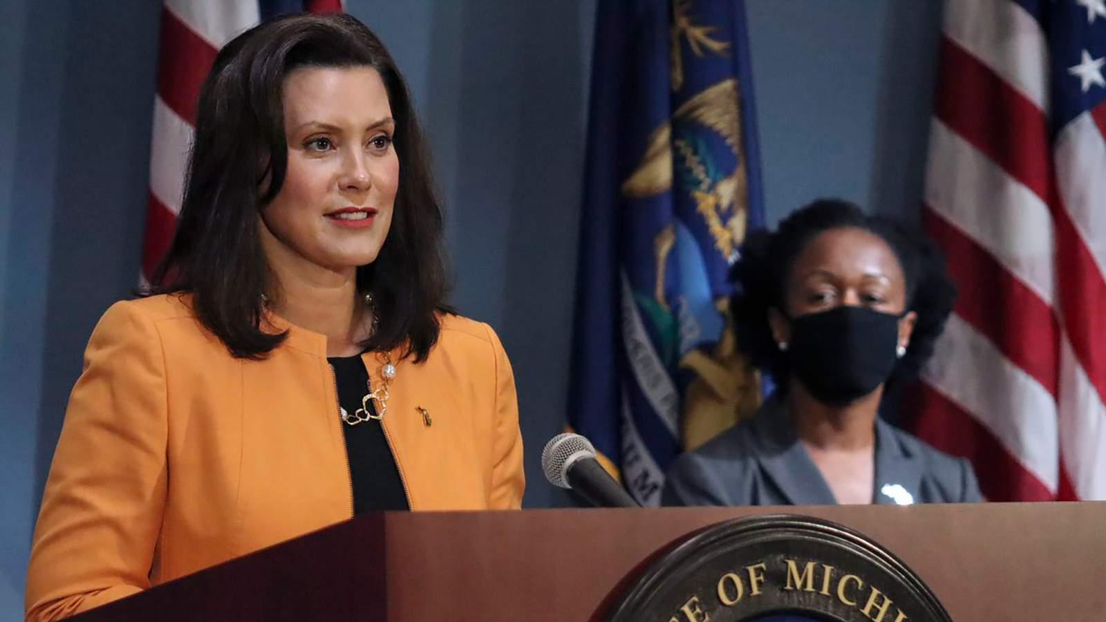 Gov Gretchen Whitmer Extends Michigan State Of Emergency Until Oct 1