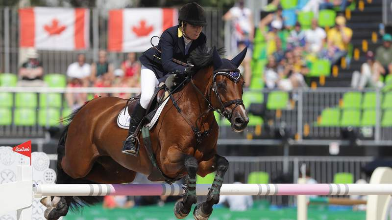 Australian equestrians are excited to still be able to compete at the Tokyo Olympics.