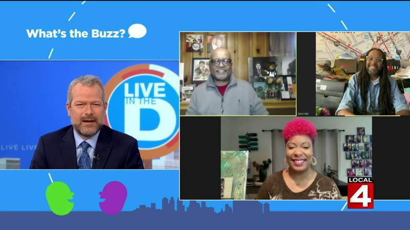 What's the Buzz - Celebrating Hobbies on Live in the D
