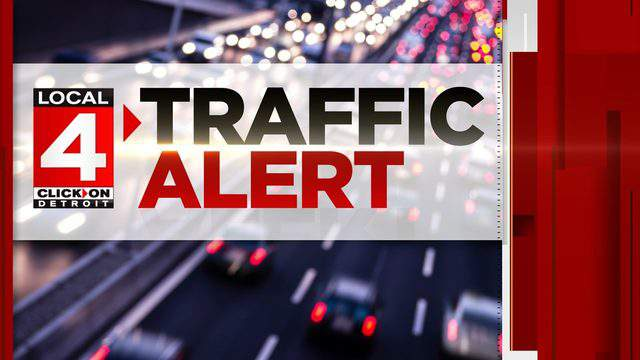 Traffic alert (WDIV)