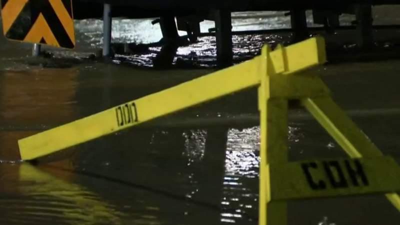 Heavy rain and flooding impacts Metro Detroit