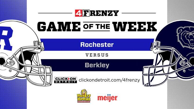 4Frenzy Game of the Week - Rochester vs Berkley