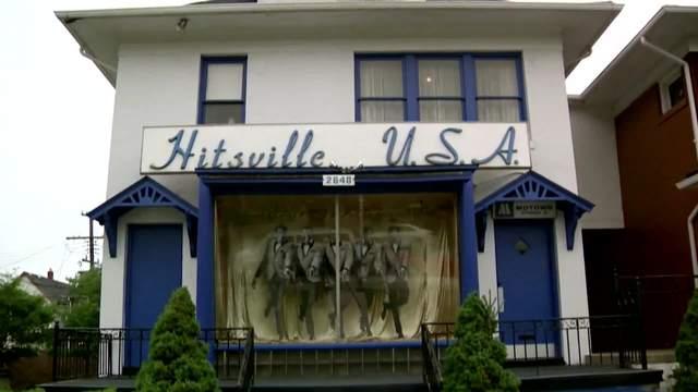 Motown Museum -- Hitsville U.S.A. (WDIV)