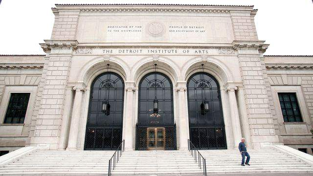 Election Results For Detroit Institute Of Arts Millage Renewal On March 10 2020