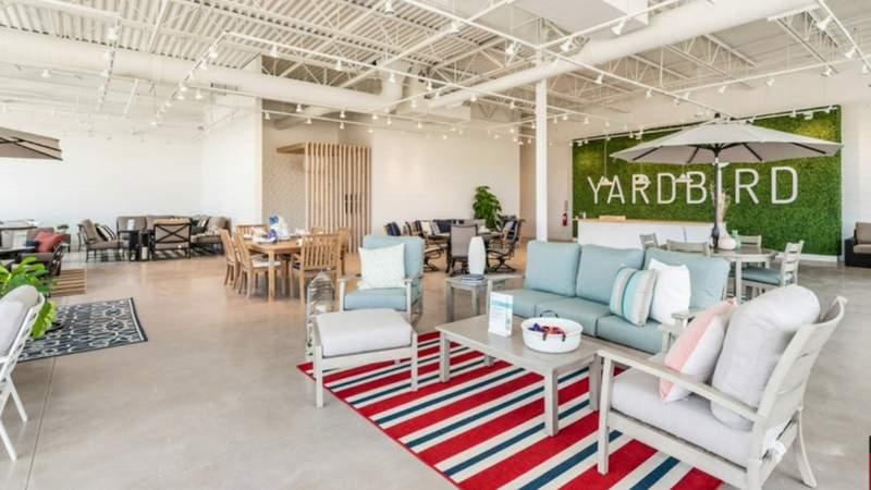 Get Outdoors Week - Yardbird on Live in the D