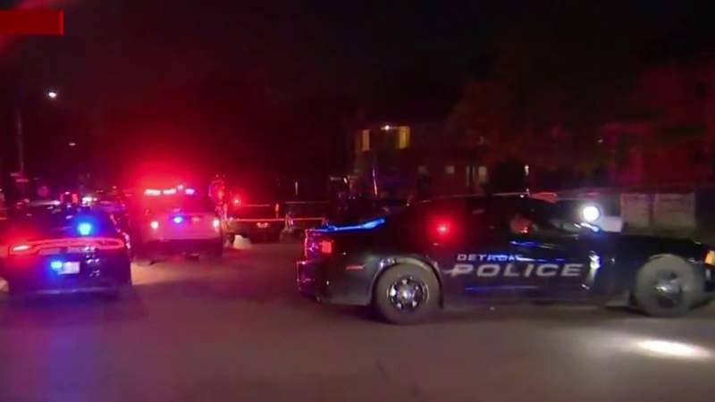 Man shot and killed, teen hospitalized