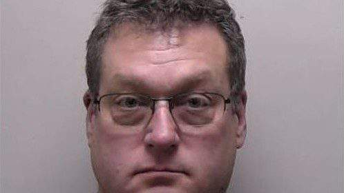 Former Kingsley Middle School principal, Karl Hartman, was charged with sex crimes. (WPBN)