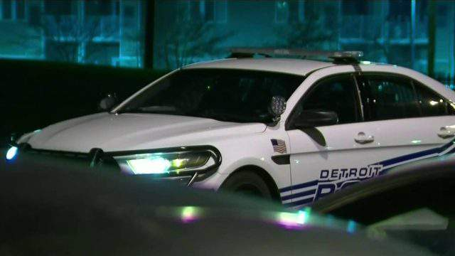 Detroit police (WDIV)