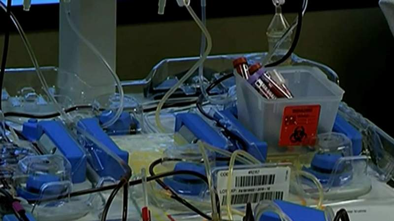 Recovered from COVID-19? The Red Cross needs survivors to donate plasma