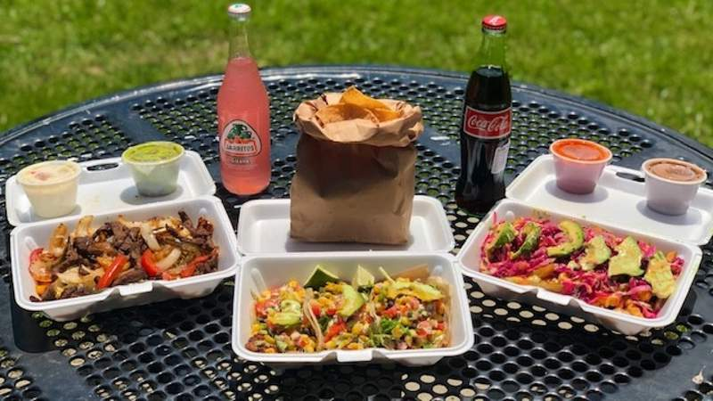 Dine in the D At Water Tacos on Live in the D