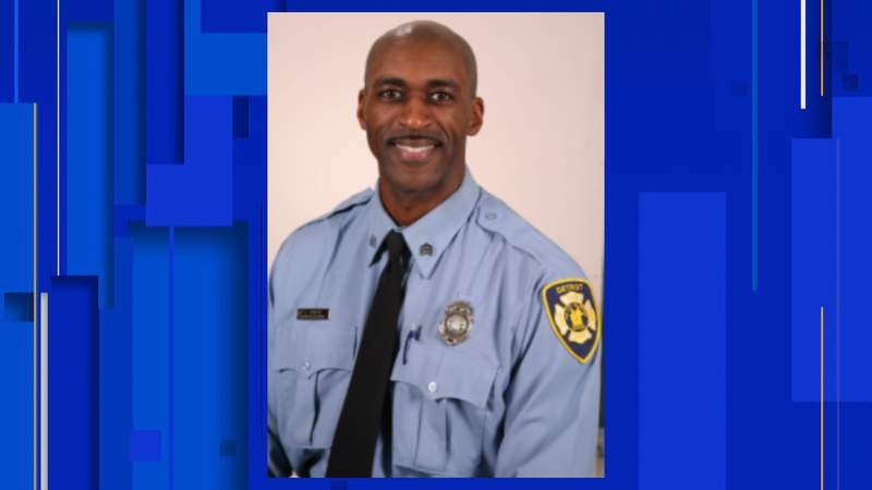 The body of a Detroit Fire Sergeant, Sivad Johnson, was recovered from the Detroit River on Aug. 22, 2020 after he had entered the river to save two girls from drowning.