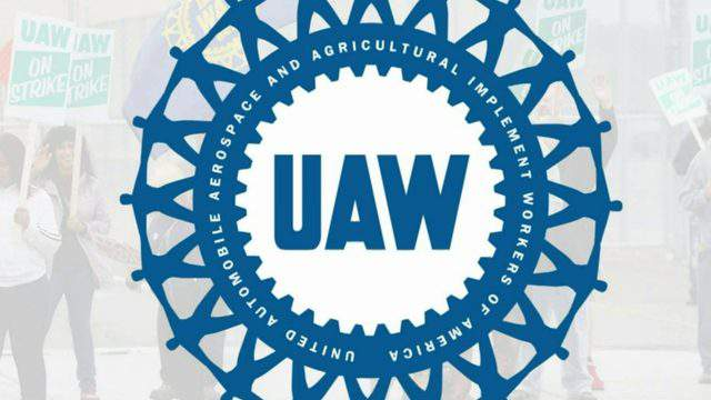 United Autoworkers (UAW) logo. (WDIV)