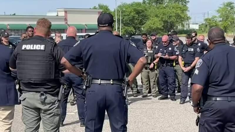 Detroit police announce 2-day crackdown on gun violence