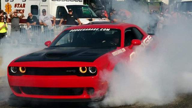 The 4th annual Roadkill Nights came to Pontiac, along wth 40,000 people (WDIV).