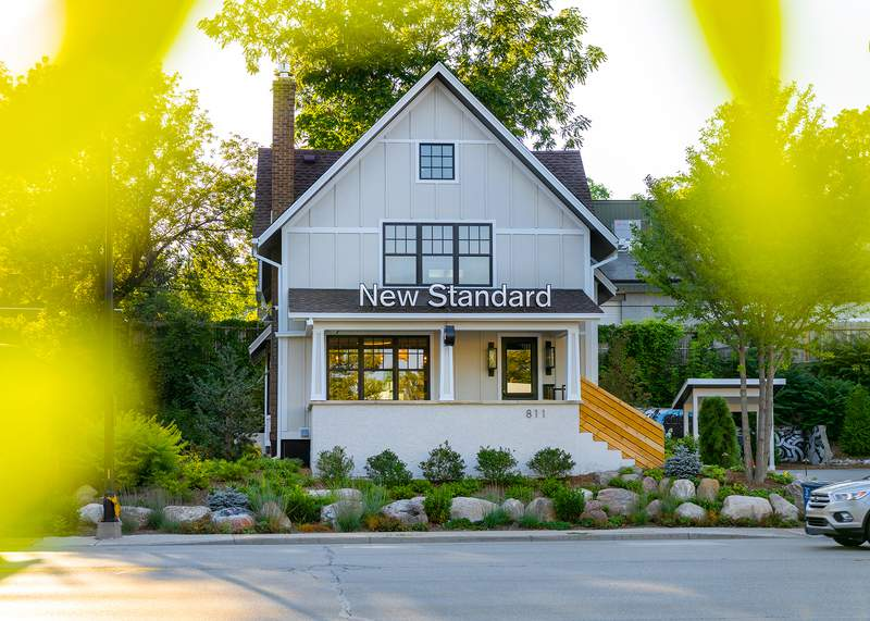 New Standard Ann Arbor is at 811 N. Main St.