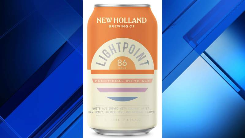 Lightpoint Functional White Ale
