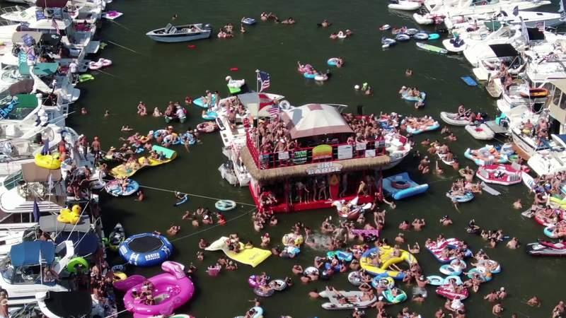 Raft Off 2020 defies ban on gatherings of 250+ people