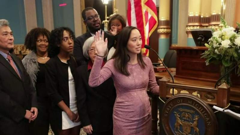 Stephanie Chang, first Asian American woman to serve in Michigan Legislature talks about pursuing politics