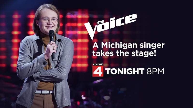 The Voice tonight at 8pm