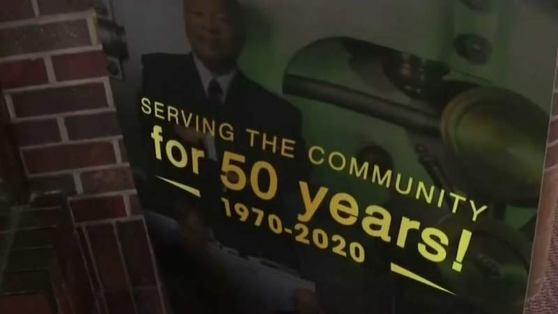 First independence bank celebrates 50 years of service to the community