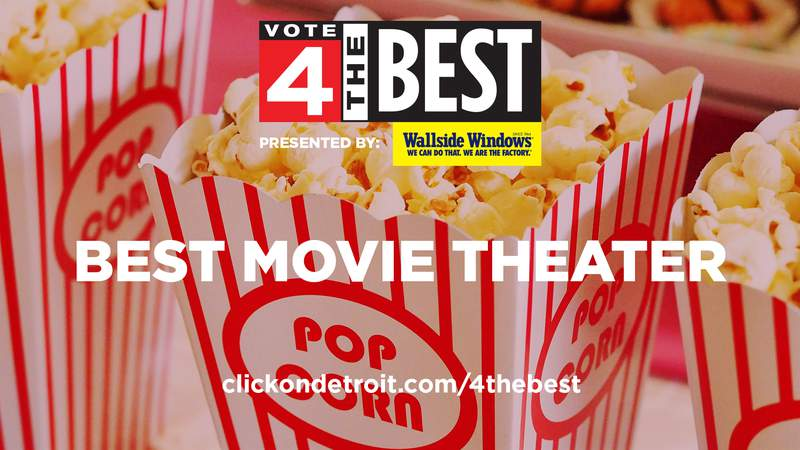 Vote 4 The Best - Movie Theaters