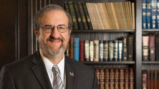 Dr. Mark Schlissel. (Credit: George Cushingberry)