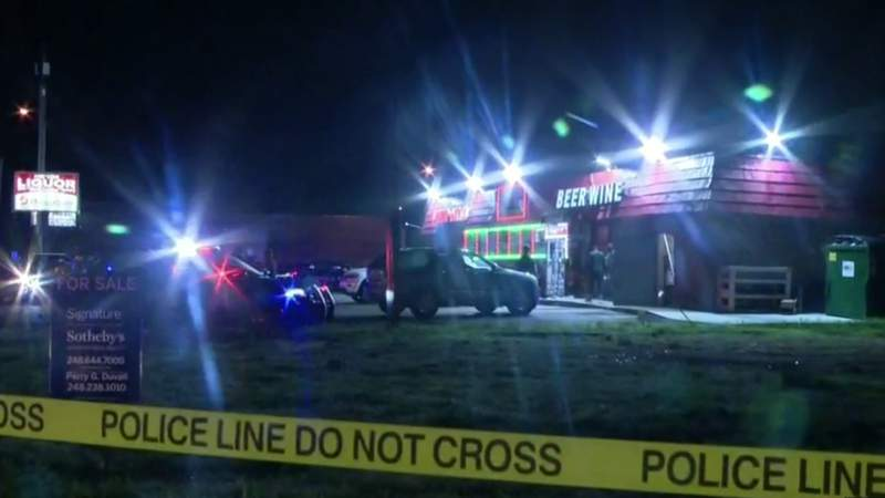 Shooting investigation underway at liquor store in Dearborn
