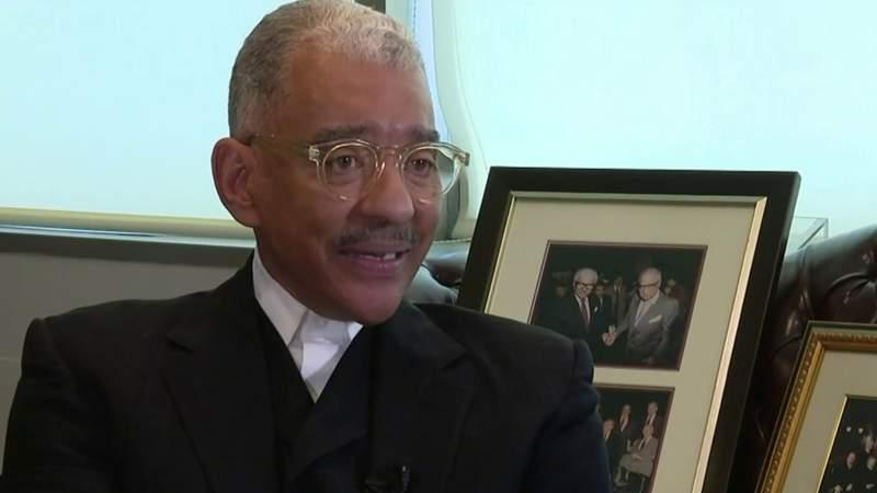 Conrad Mallett Jr. -- former chief justice discusses life, legacy