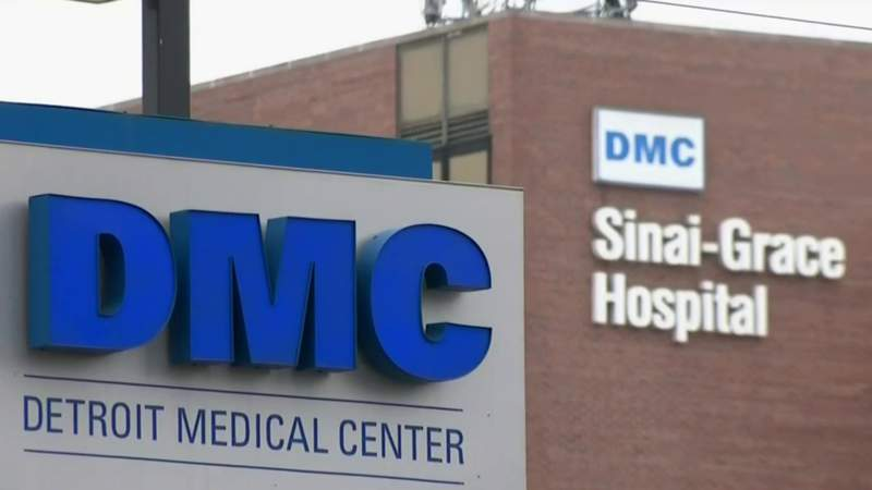 Nurse fired from Sinai-Grace Hospital sues Detroit Medical Center