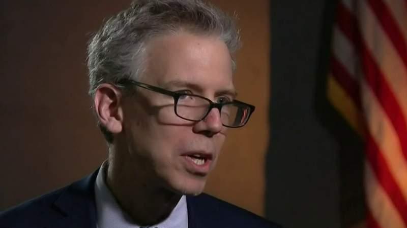 Gov. Whitmer, ex-health director Robert Gordon agree to waive confidentiality
