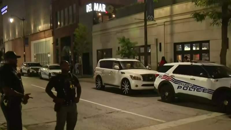 Crackdown in Greektown: Police see more peaceful weekend