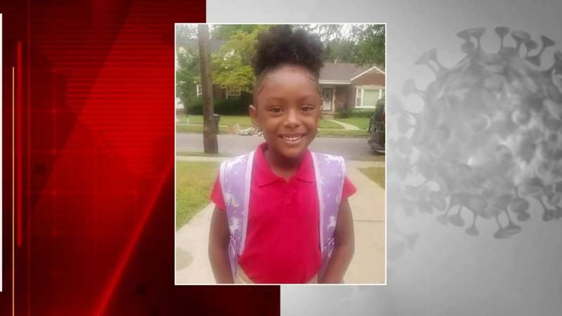 5-year-old girl becomes the first Michigan child to die from COVID-19