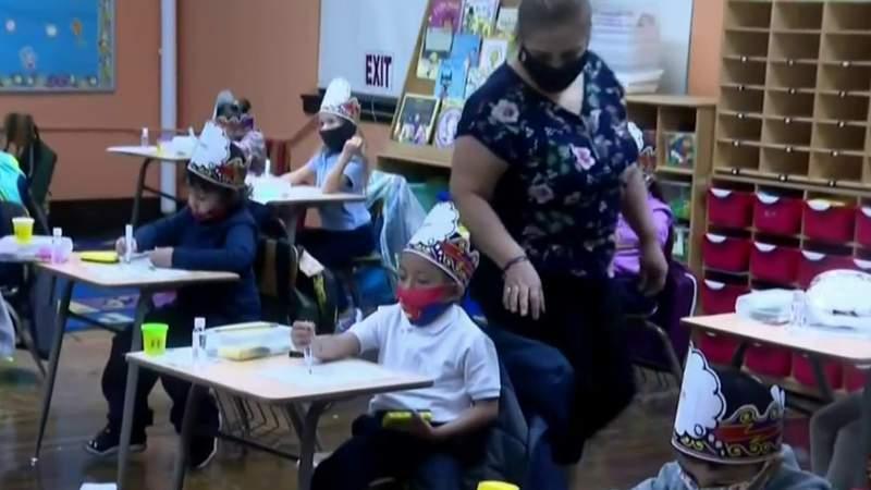 Detroit public school district offering $15K bonsues for special education teachers