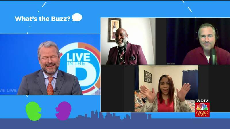 What's the Buzz - Giving up an hour on Live in the D