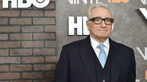 NEW YORK, NEW YORK - JANUARY 15: Director Martin Scorsese attends the New York premiere of 'Vinyl' at Ziegfeld Theatre on January 15, 2016 in New York City. (Photo by Dimitrios Kambouris/Getty Images)